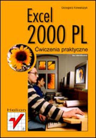 Okładka książki Excel 2000 PL. Ćwiczenia praktyczne