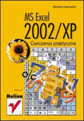 Okładka książki MS Excel 2002/XP. Ćwiczenia praktyczne