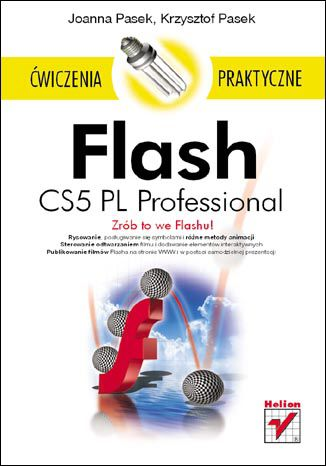 Okładka książki Flash CS5 PL Professional. Ćwiczenia praktyczne