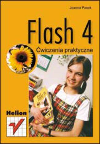 Okładka książki/ebooka Flash 4. Ćwiczenia praktyczne