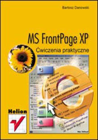 Okładka książki MS FrontPage XP. Ćwiczenia praktyczne