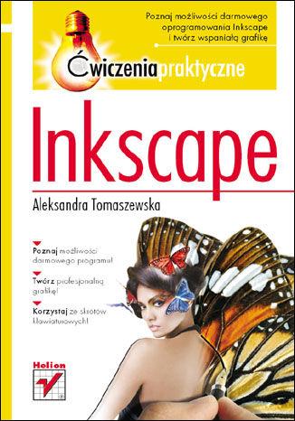 Okładka książki/ebooka Inkscape. Ćwiczenia praktyczne