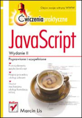 Okładka książki JavaScript. Ćwiczenia praktyczne. Wydanie II