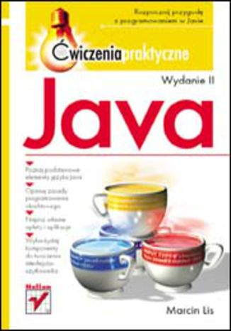 Okładka książki/ebooka Java. Ćwiczenia praktyczne. Wydanie II