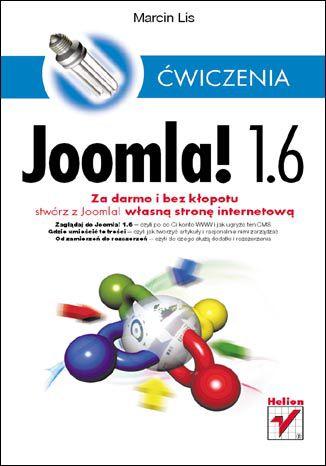 Okładka książki Joomla! 1.6. Ćwiczenia