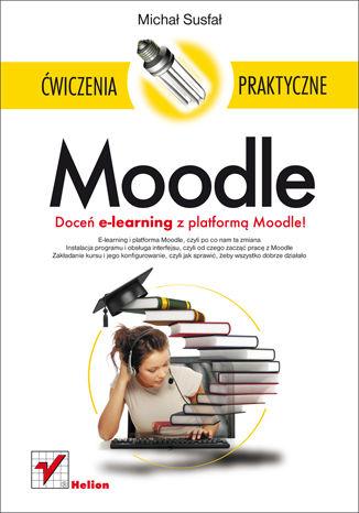 Okładka książki/ebooka Moodle. Ćwiczenia praktyczne