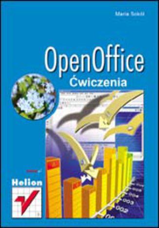 Okładka książki/ebooka OpenOffice. Ćwiczenia