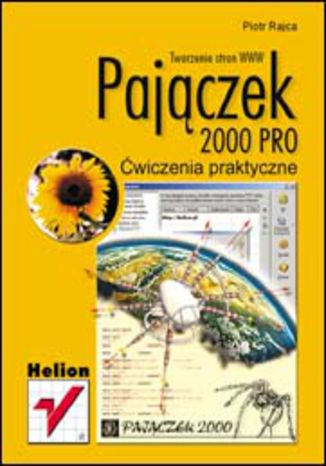 Okładka książki/ebooka Pajączek 2000 PRO. Ćwiczenia praktyczne