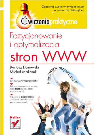 Okładka książki Pozycjonowanie i optymalizacja stron WWW. Ćwiczenia praktyczne