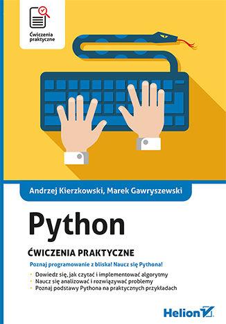 Okładka książki/ebooka Python. Ćwiczenia praktyczne