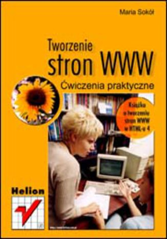 Okładka książki/ebooka Tworzenie stron WWW. Ćwiczenia praktyczne