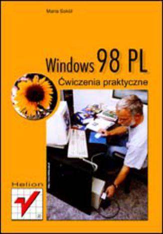 Okładka książki/ebooka Windows 98 PL. Ćwiczenia praktyczne