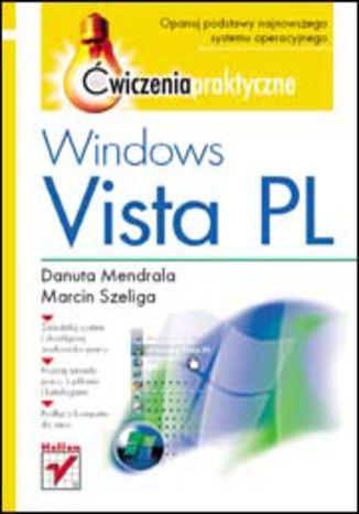 Okładka książki/ebooka Windows Vista PL. Ćwiczenia praktyczne