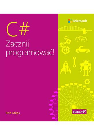 Okładka książki C#. Zacznij programować!