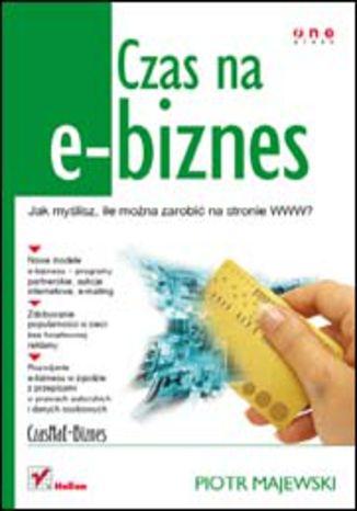 Okładka książki/ebooka Czas na e-biznes