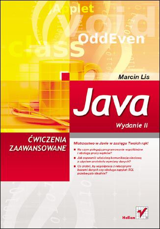 Okładka książki/ebooka Java. Ćwiczenia zaawansowane. Wydanie II