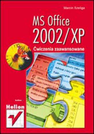 Okładka książki MS Office 2002/XP. Ćwiczenia zaawansowane