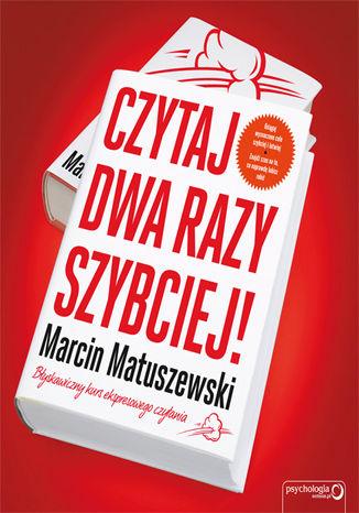 Okładka książki Czytaj dwa razy szybciej!