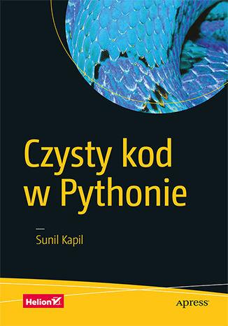 Okładka książki/ebooka Czysty kod w Pythonie