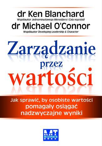 Okładka książki/ebooka Zarządzanie przez wartości
