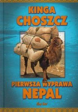 Okładka książki/ebooka Pierwsza wyprawa Nepal