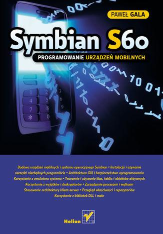 Okładka książki/ebooka Symbian S60. Programowanie urządzeń mobilnych