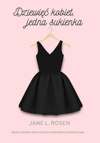 Okładka książki/ebooka Dziewięć kobiet, jedna sukienka