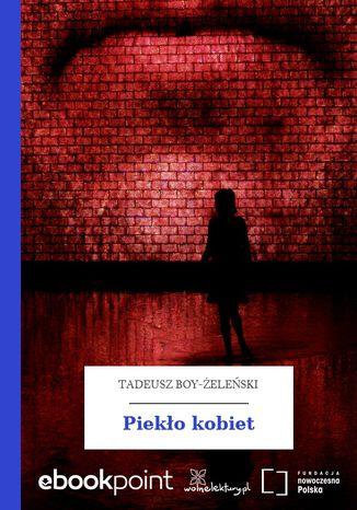 Okładka książki/ebooka Piekło kobiet