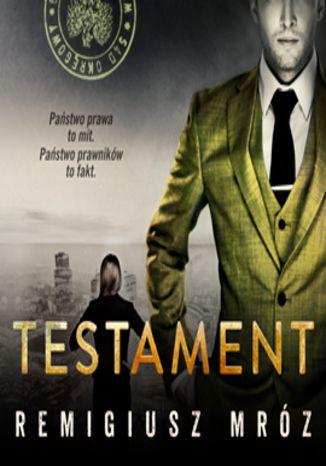 Okładka książki/ebooka Testament