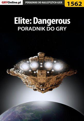 Okładka książki/ebooka Elite: Dangerous - poradnik do gry