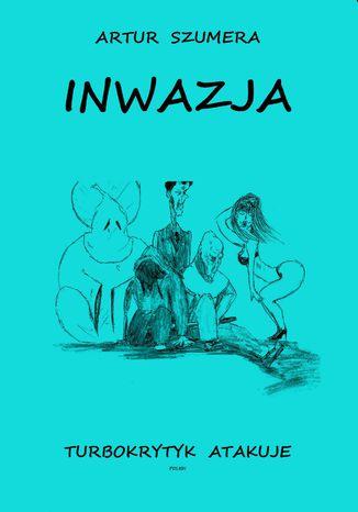 Okładka książki/ebooka INWAZJA