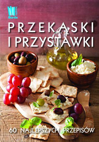 Okładka książki/ebooka Przekąski i przystawki