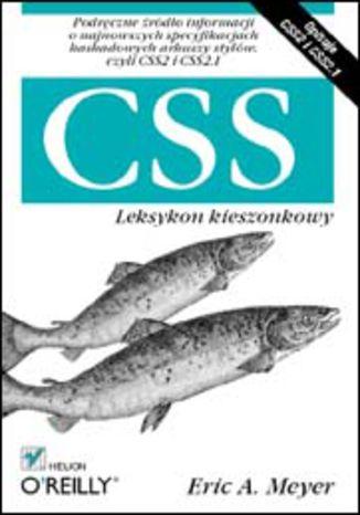 Okładka książki/ebooka CSS. Leksykon kieszonkowy
