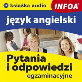 Okładka książki Język angielski - pytania i odpowiedzi