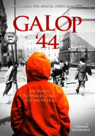 Okładka książki/ebooka Galop 44