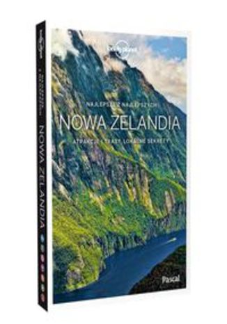 Okładka książki/ebooka Nowa Zelandia Lonely Planet