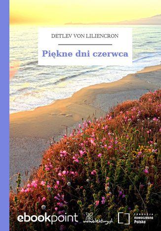 Okładka książki/ebooka Piękne dni czerwca