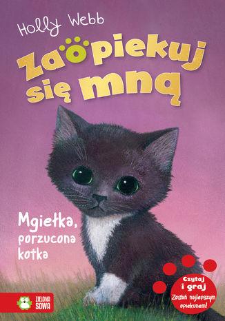 Okładka książki/ebooka Mgiełka, porzucona kotka