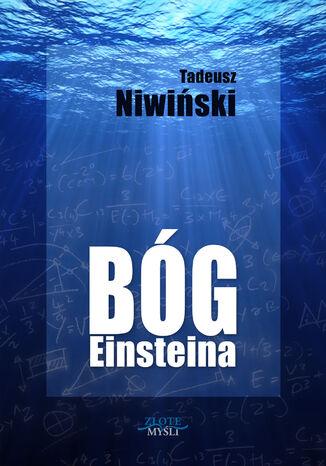 Okładka książki/ebooka Bóg Einsteina
