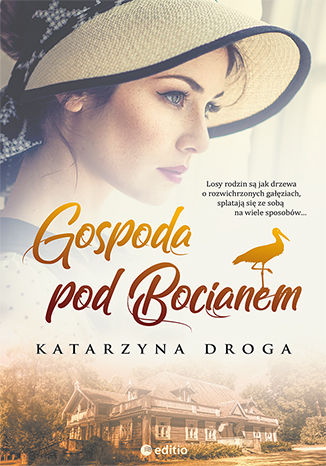 Okładka książki/ebooka Gospoda pod Bocianem