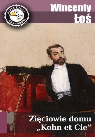 Okładka książki/ebooka Zięciowie domu