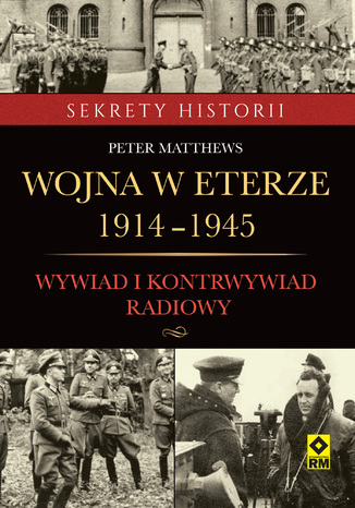 Okładka książki/ebooka Wojna w eterze 1914-1945