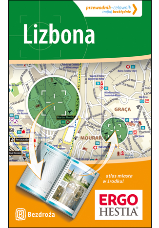 Okładka książki/ebooka Lizbona. Przewodnik-celownik. Wydanie 1