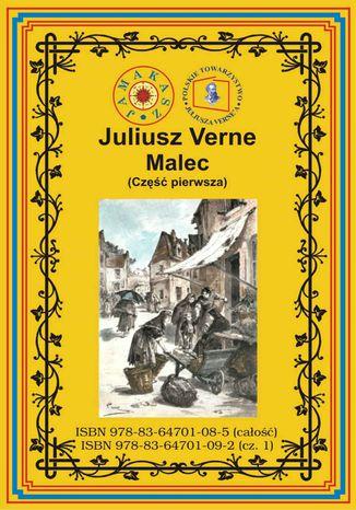 Okładka książki/ebooka Malec. Część pierwsza
