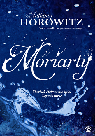 Okładka książki/ebooka Moriarty