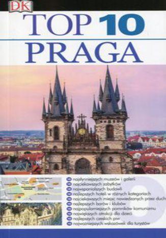Okładka książki/ebooka TOP 10 Praga