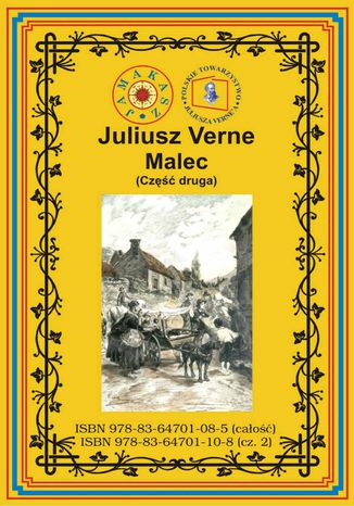 Okładka książki/ebooka Malec. Część druga