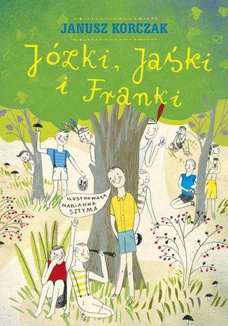 Okładka książki/ebooka Józki, Jaśki i Franki
