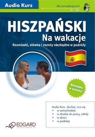 Okładka książki/ebooka Hiszpański Na wakacje