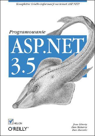Okładka książki/ebooka ASP.NET 3.5. Programowanie